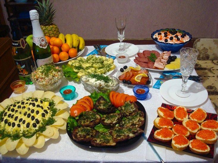 Что приготовить на праздничный ужин для двоих