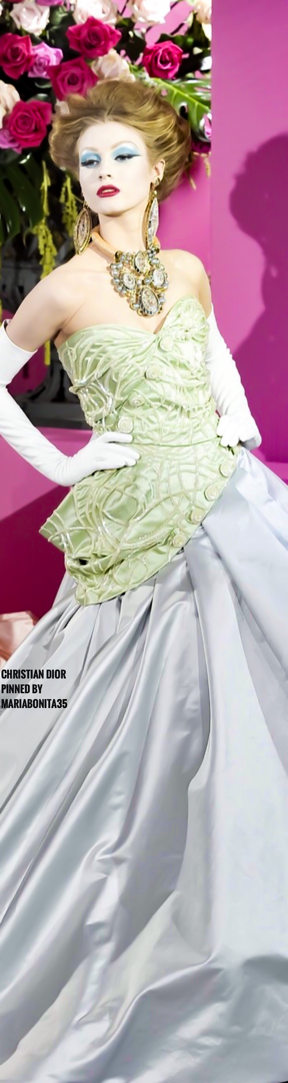 Christian Dior Spring-2010 Haute Couture