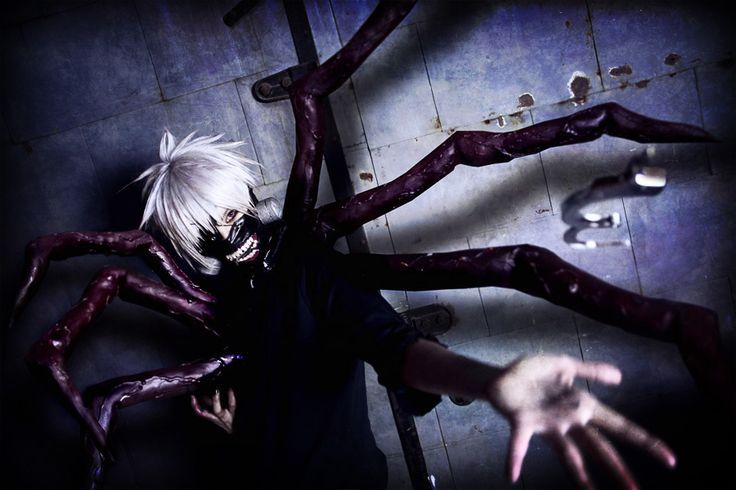 Tokyo Ghoul just got a little more real.