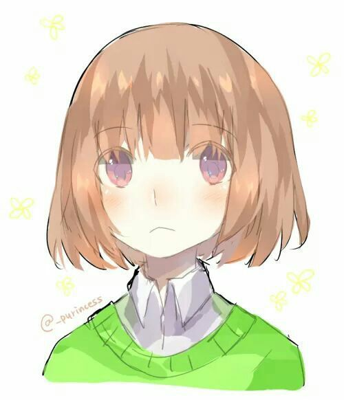 Love   ?(Chara X Reader)DISCONTINUED - Chapter 7((plus very