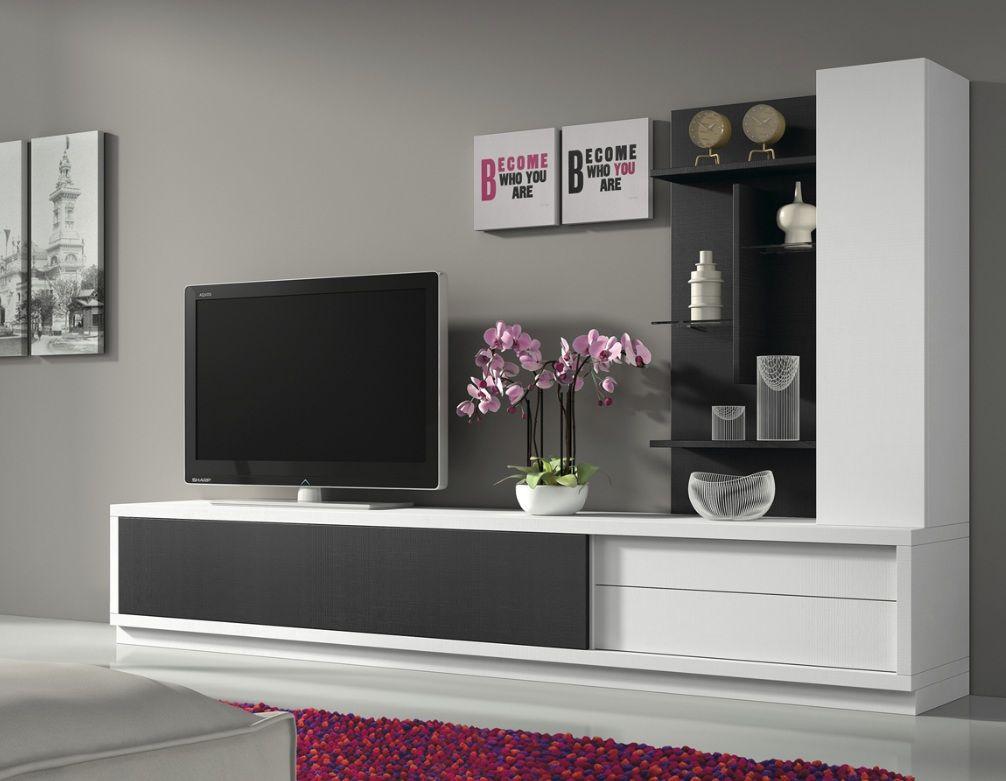 Meubles Tv Mural Kenzo Interior Design Tv Unit