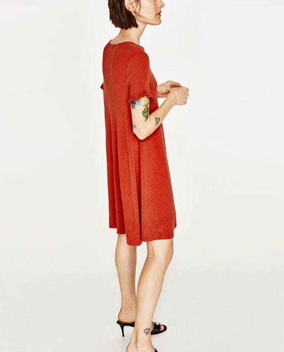 Image 4 of MINI DRESS from Zara