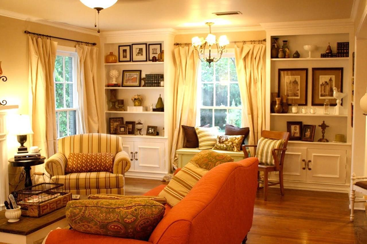 HugeDomains.com | Country style living room, Cottage decor ...