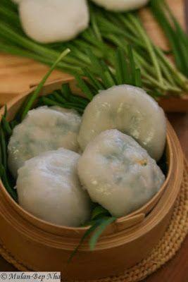 Mulan - bepnha: Bánh hẹ