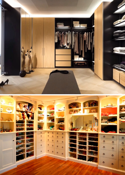 40 Best Walk In Closet Ideas And Picture Your Master Bedroom Living Room Makeover Decor Decor Bathroom Decor Home