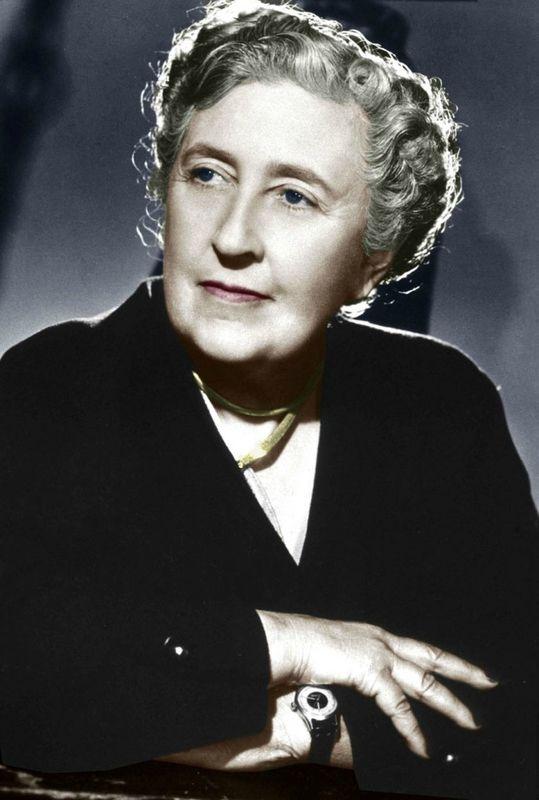 Agatha christie l 39 trange reine du crime chambre d - Chambre d hotes region parisienne ...