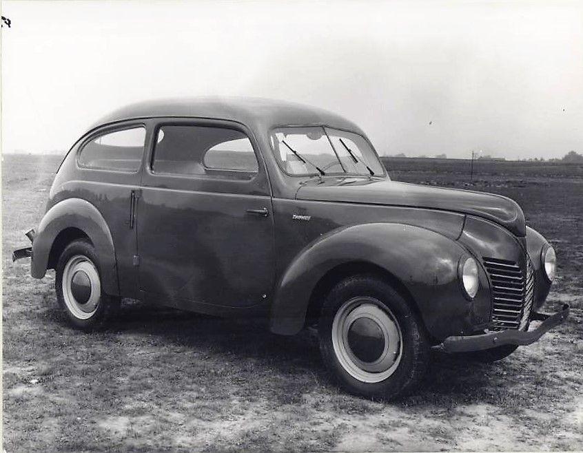 1939 Ford Taunus G73a