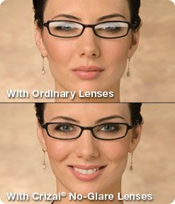55876b5629 Crizal No-Glare lenses are the market leader of Anti-Reflective ophthalmic  lenses