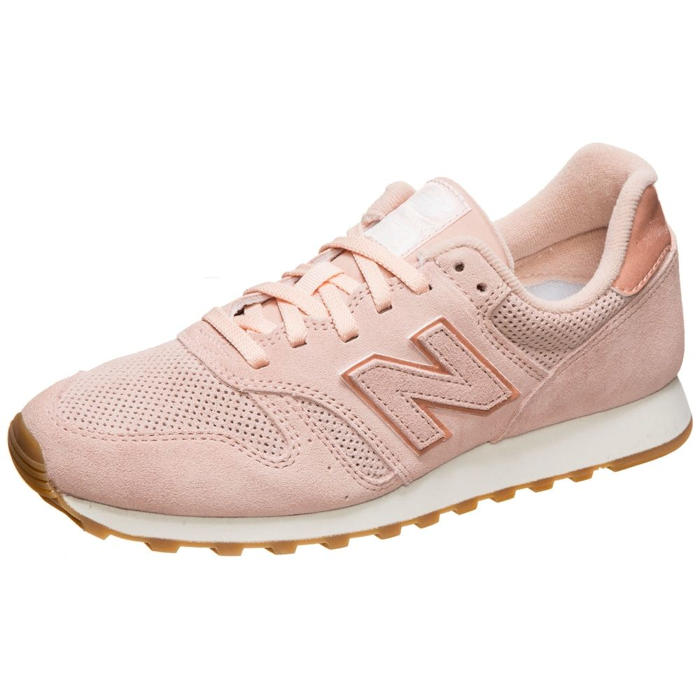 New Balance Sneakers Wl373wni Damen Rosa Grosse 41 5 Mit Bildern New Balance Leder Damen
