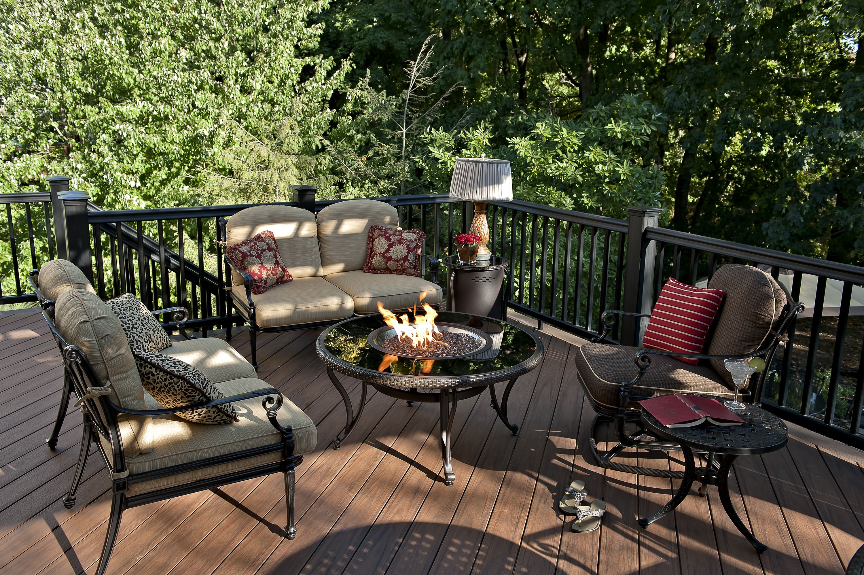 Composite Deck Create Your Space Pinterest Decking