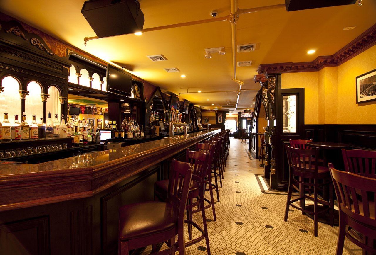 Hurley's Saloon 232 W. 48th St. (between Broadway