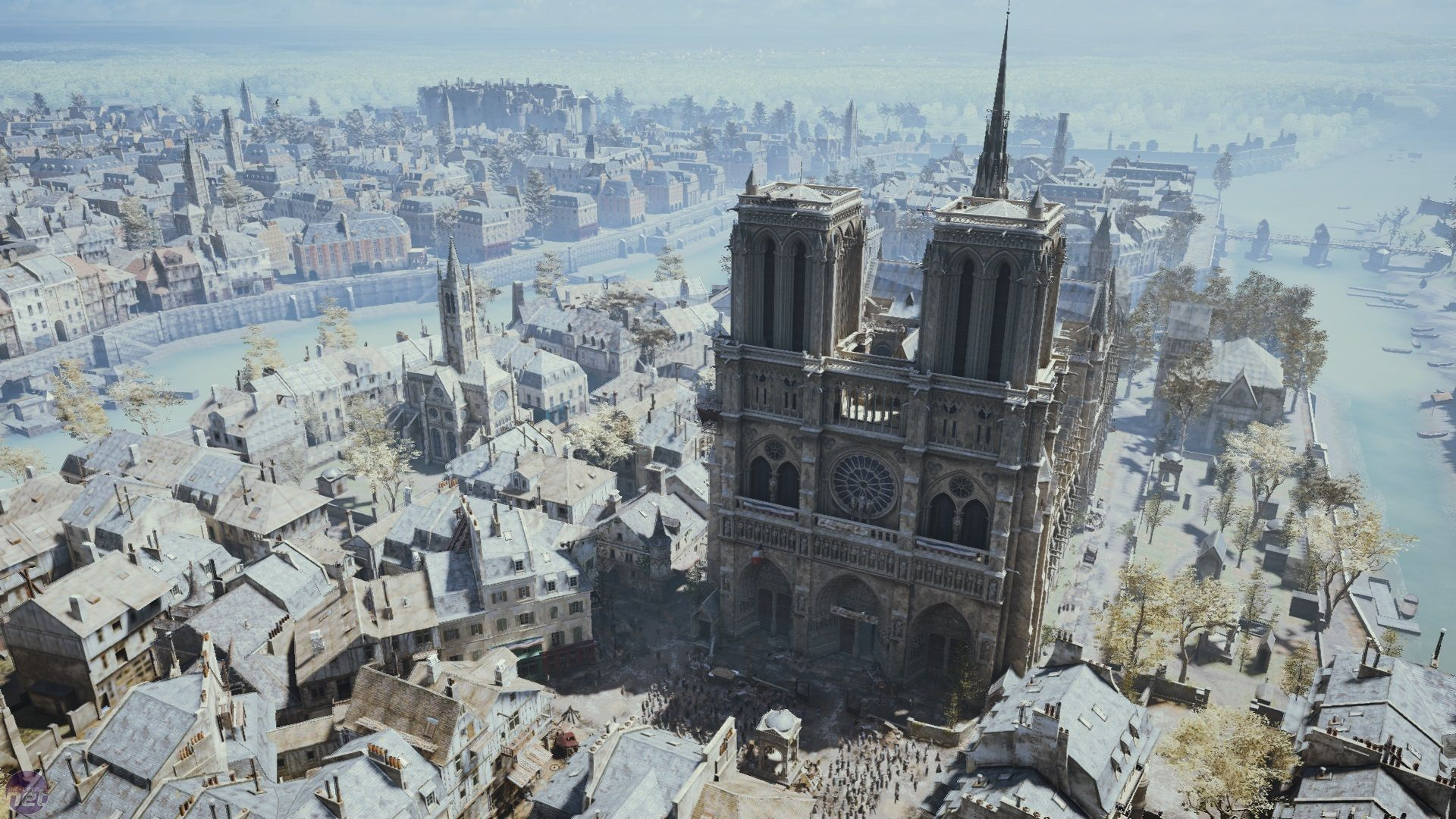 Notre Dame Assassin S Creed Unity Natural Landmarks Mount
