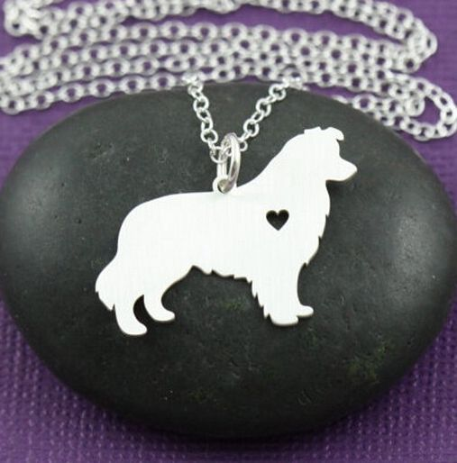 Border Collie Necklace - The Needed Necklace