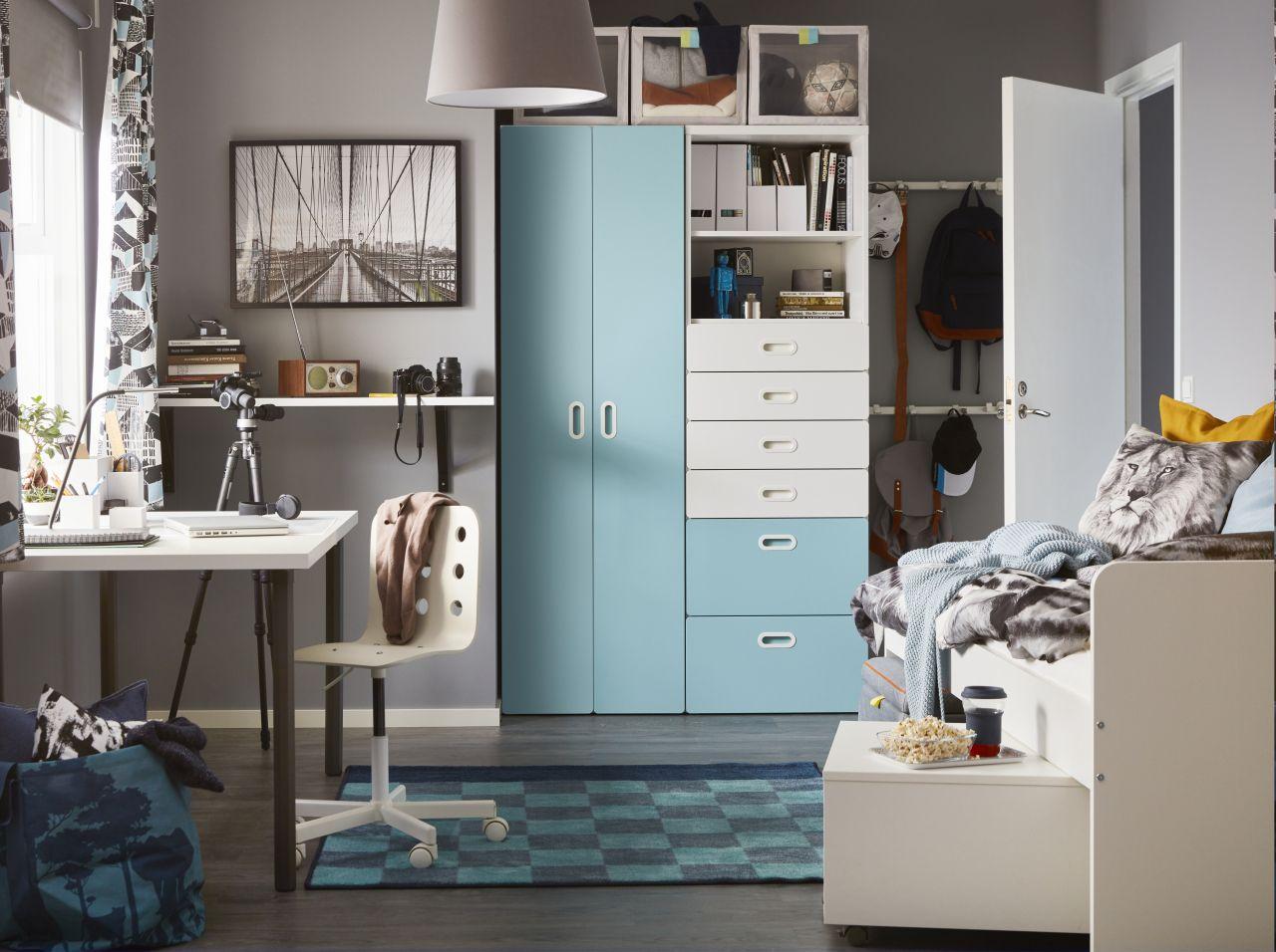 Ikea Kallax Sitzbank Kinder zimmer ideen, Kinderzimmer