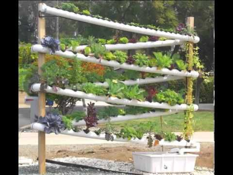 Do It Yourself Hydroponic Garden Tower The Greatest 400 x 300