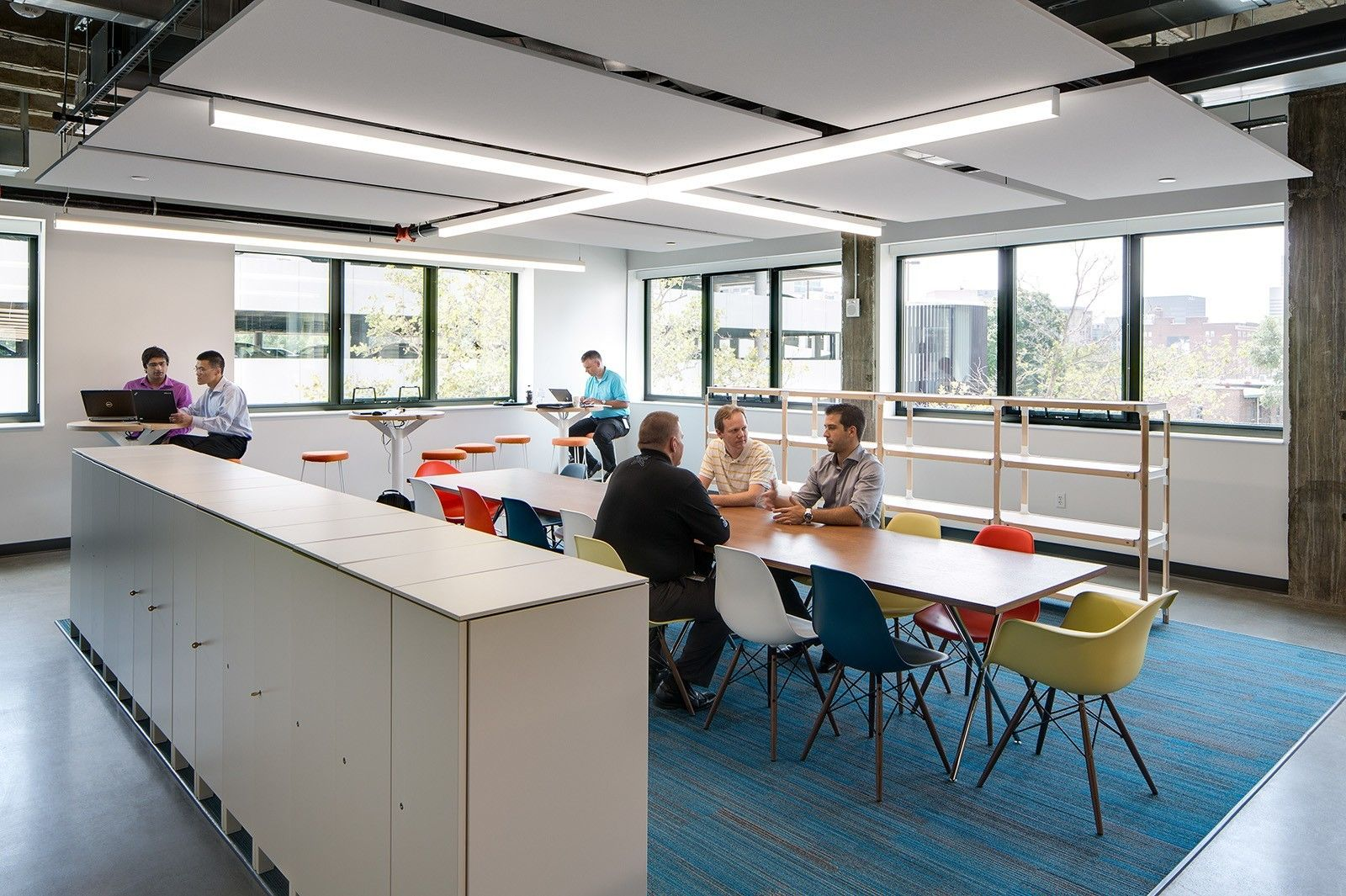 Inside Motorists Insurance Group S Innovation Center With Images