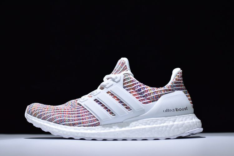 ADIDAS ULTRA BOOST 4 PINK MULTICOLOR BB8698  bfa17931e3
