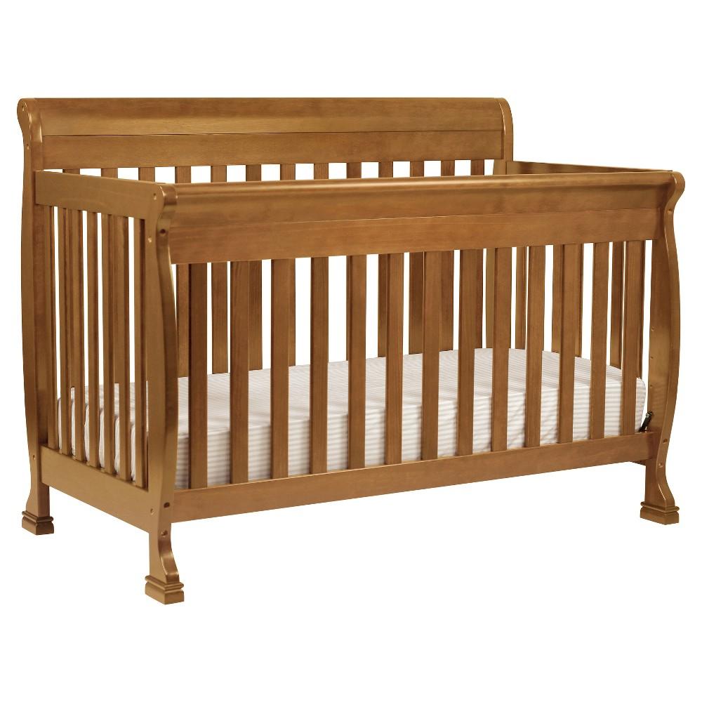 DaVinci Kalani 4-in-1 Convertible Crib with Toddler Rail ...