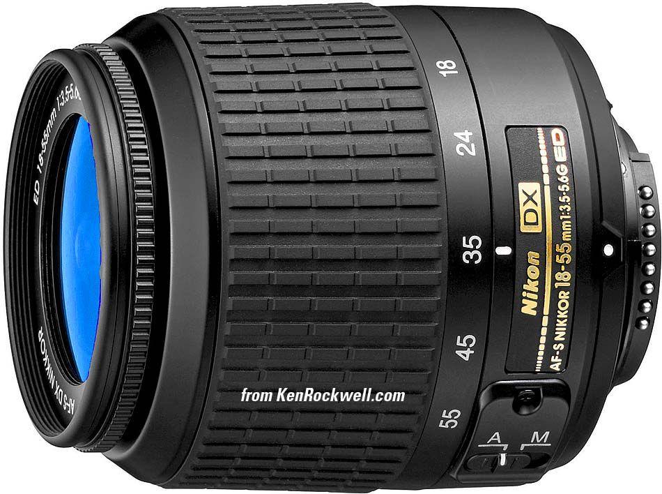 Nikon 18 55mm Zoom Lens Best Camera Lenses Nikon