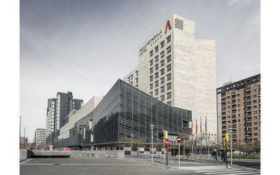 Complejo Aragonia . Zaragoza . Rafael Moneo Arquitecto