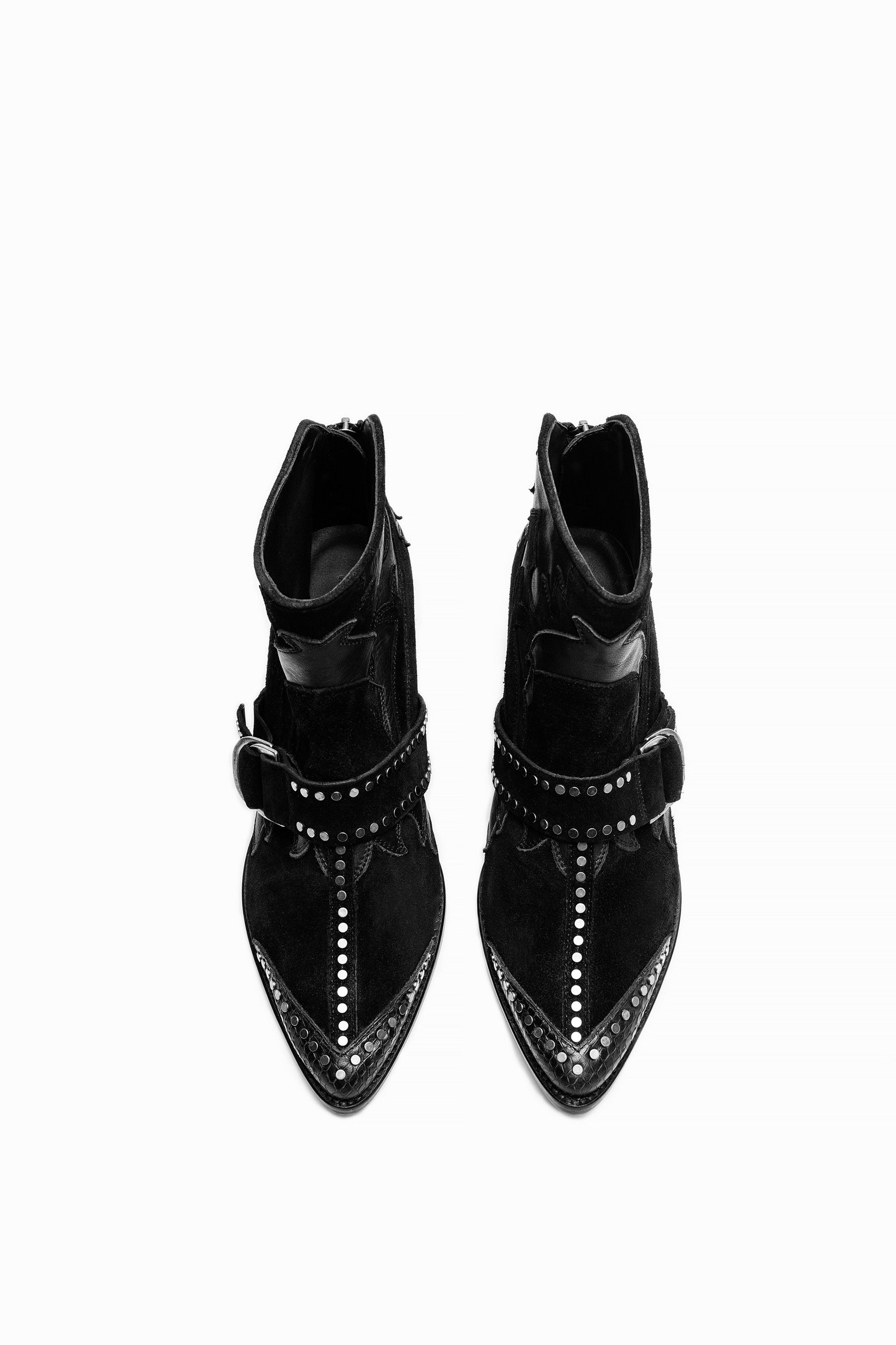 Pinterest Bottines Clothes Black amp; Zadig Voltaire Cara Noir 0rq6Cw0F