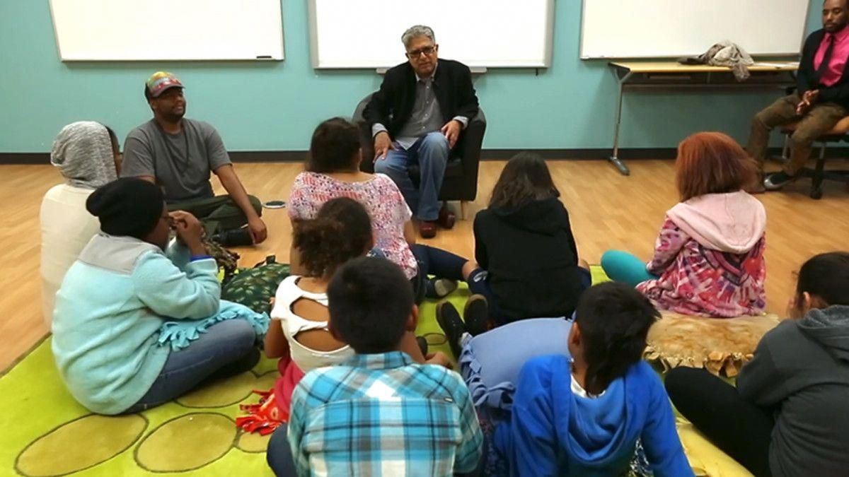 Deepak Chopraus Meditation to Inspire Children Deepak Chopra