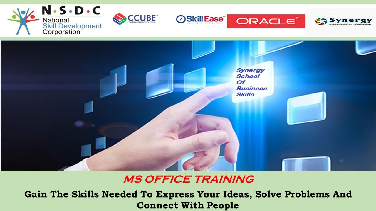 Microsoft Office is a suite of desktop applications