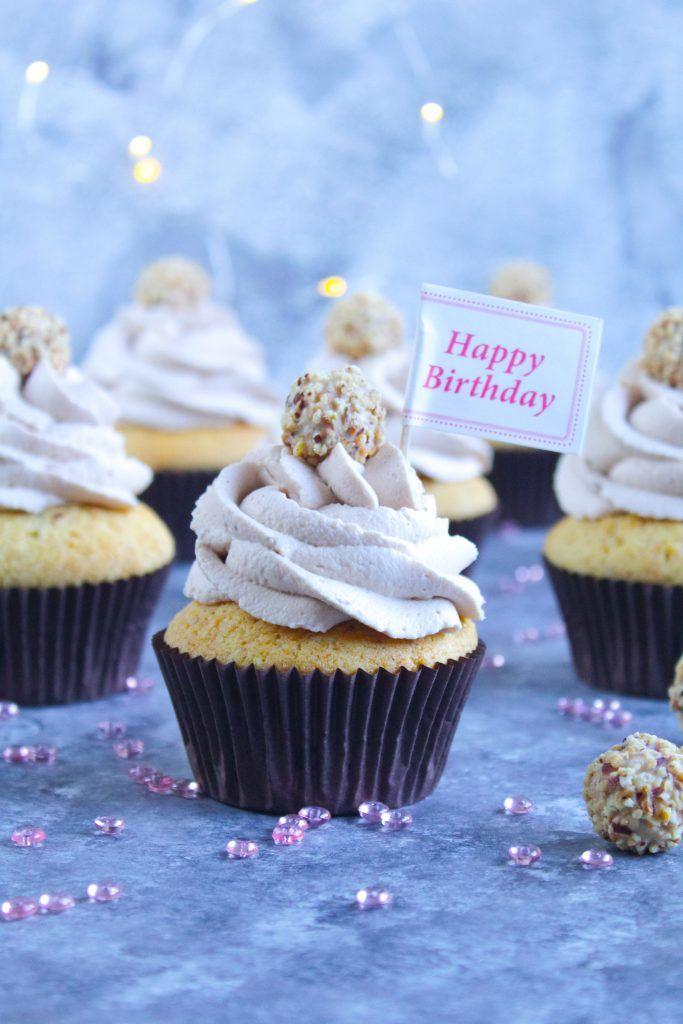 Giotto® Cupcakes – Kuchen   Torten & Gebäck   Cakes
