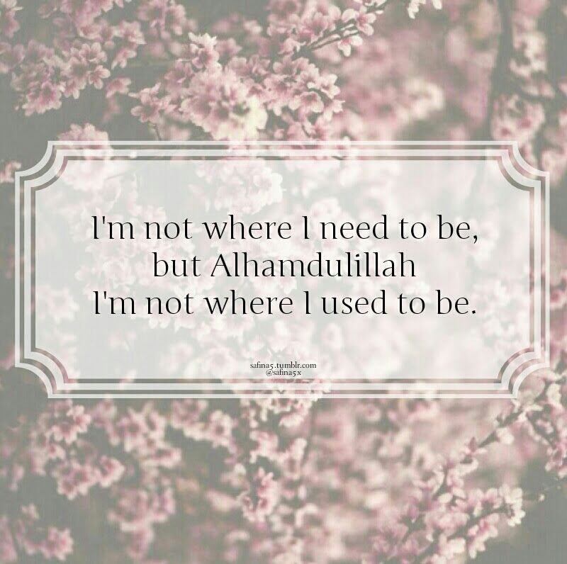 Say alhamdulillah if allah has brought you to a better place than say alhamdulillah if allah has brought you to a better place than you were before thecheapjerseys Images