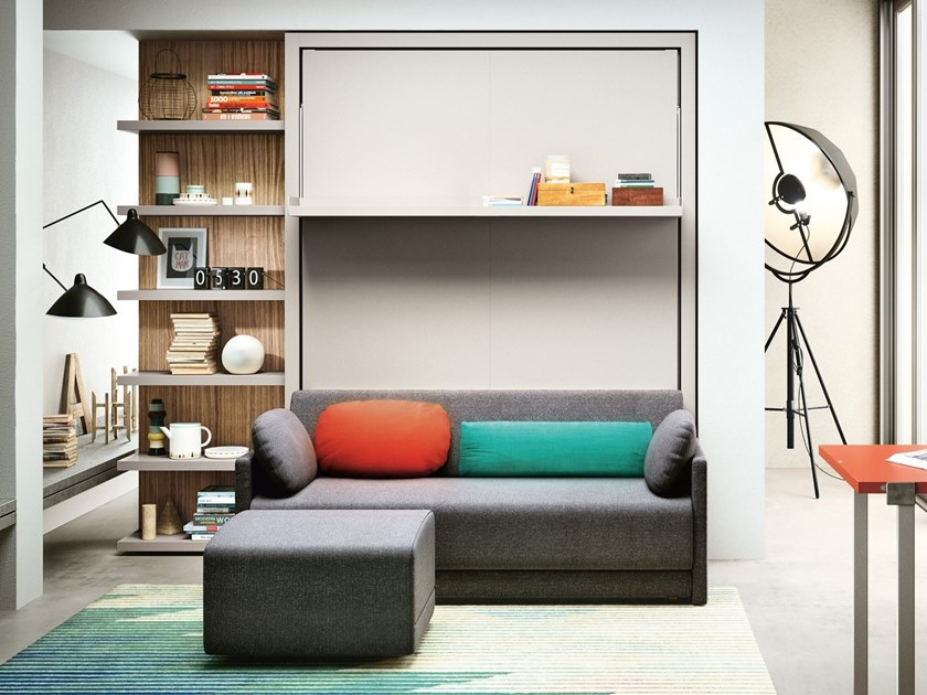 How to Create a Multipurpose Room? in 2020 Murphy bed