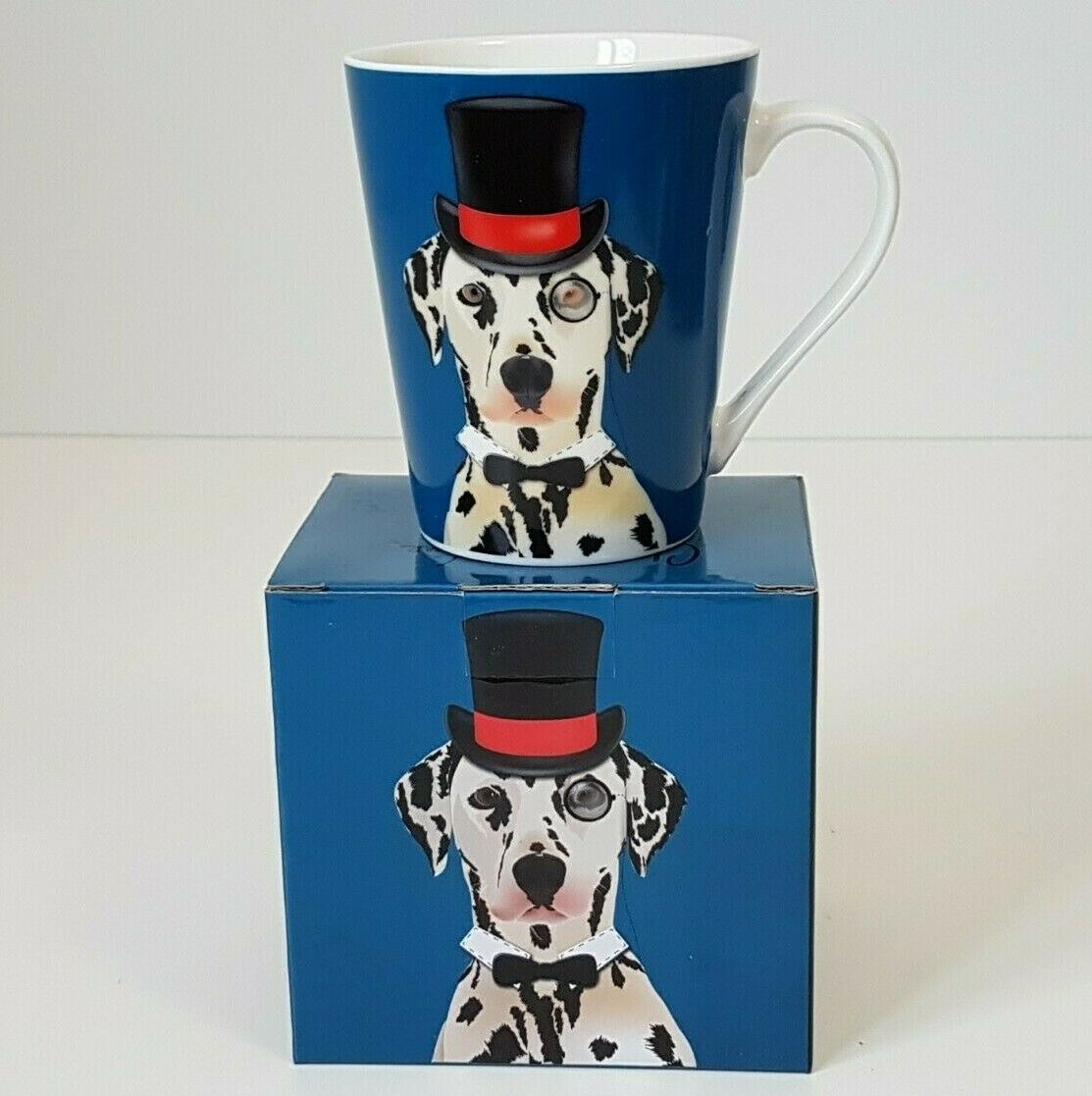 Dalmatian Coffee Mug Christopher Vine Australia The Mob