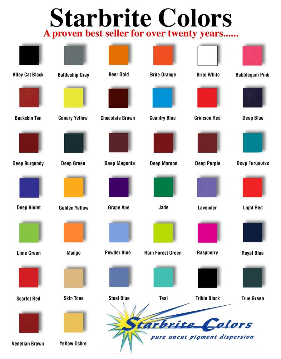 Starbrite Colors Tattoo Ink By Papillon 12oz Bottle Pick Your