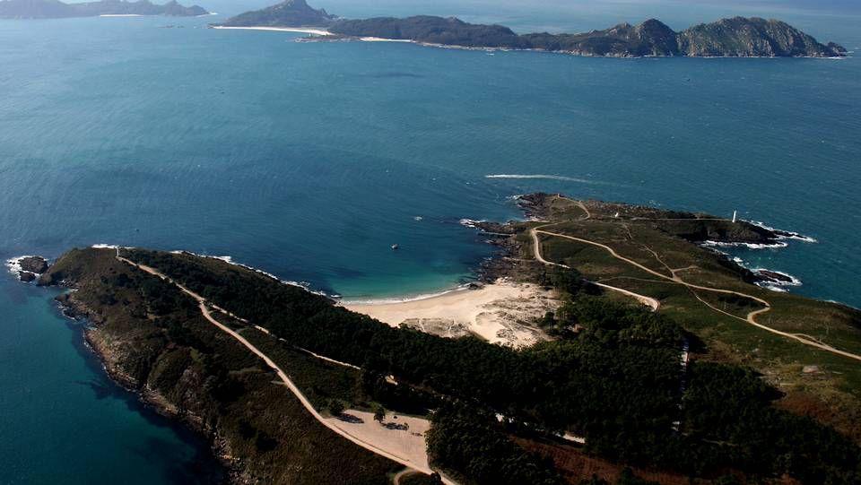 Las 15 Playas Gallegas Para Disfrutar Del Puente Viajes Y Turismo Playa Paisajes