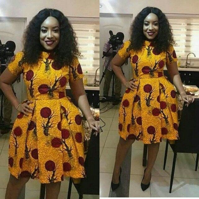 African Dresses for Women Ankara Dress African Dress African | Etsy #africandressstyles