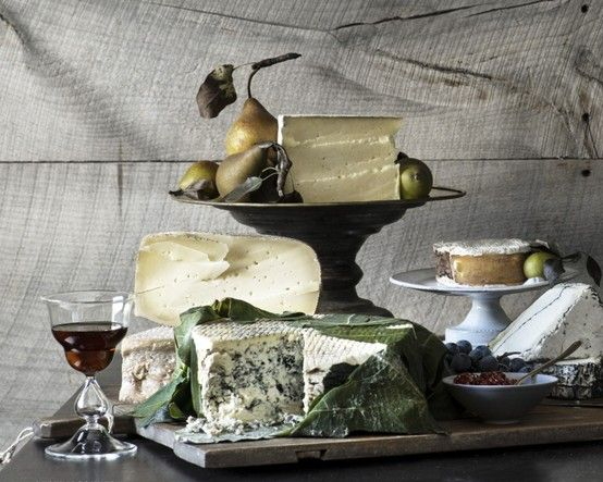 Cheese Plate Photo by Ditte Isager for Town & Country