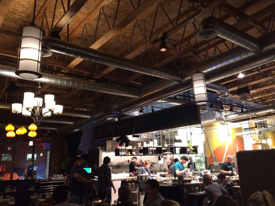 Travail Kitchen Amusements Minneapolis St Paul Four Square