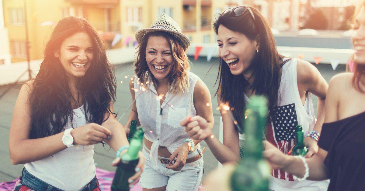 Junggesellinnenabschied: 15 coole Ideen für deine Bachelorette Party ...