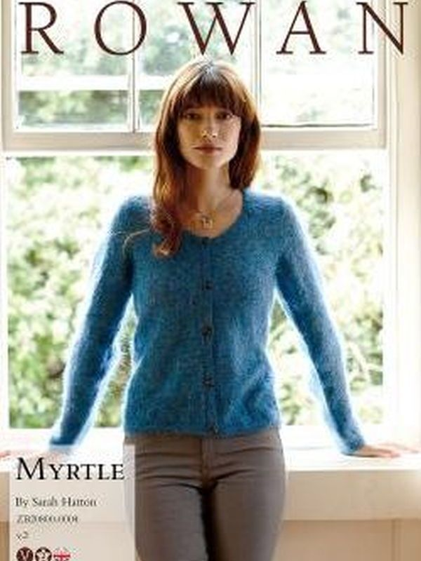 Rowan Myrtle Knitting Pinterest Knitting Knitting Patterns