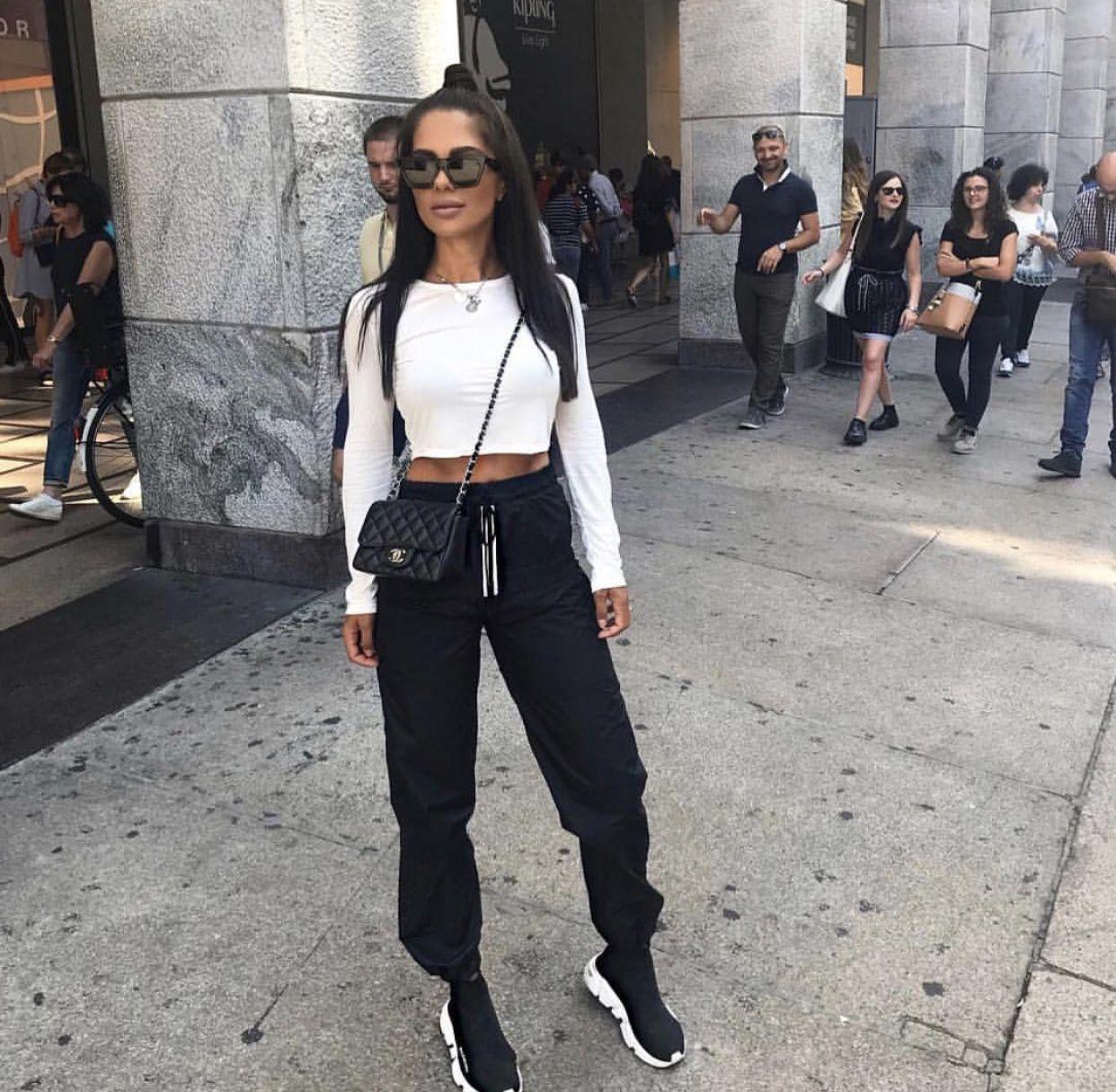 Balenciaga Fashion Woman