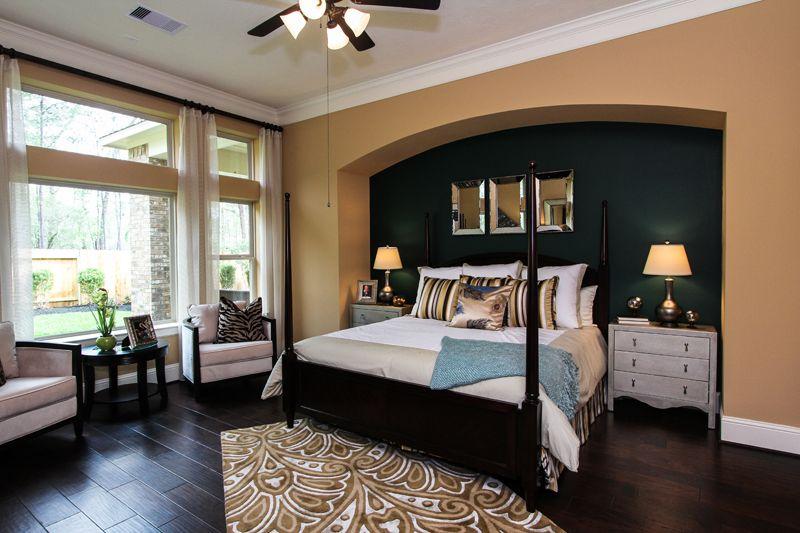 Master Bedroom Alcove Bed Bedrooms Pinterest
