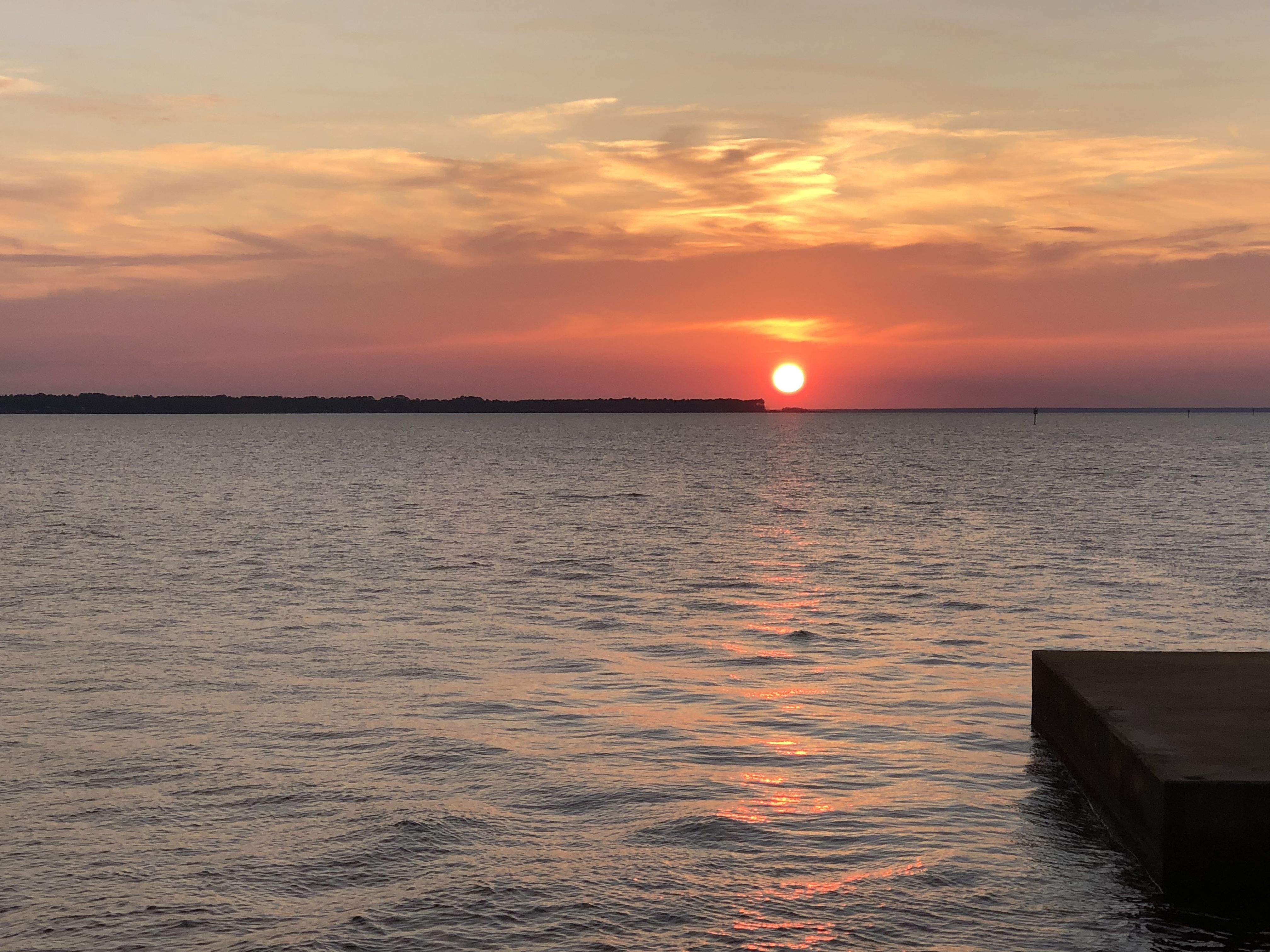 Places To See The Sunset In Pensacola