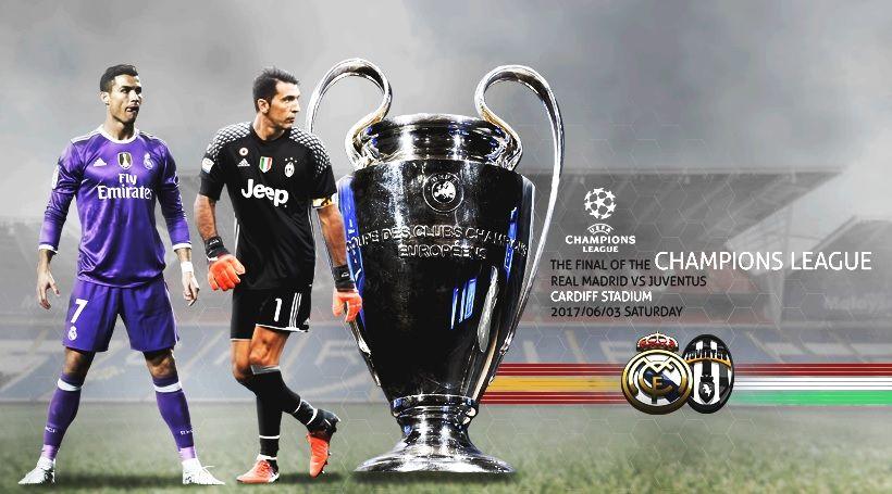 Real Madrid vs Juventus 2017 HD Wallpapers
