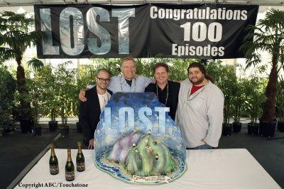 LOST 100th Episode celebration