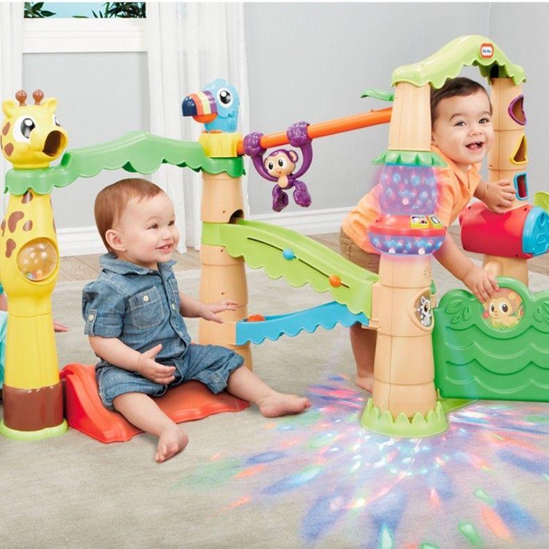 Brag Worthy Christmas The Little Tikes Light N Go Activity Garden Treehouse Is So Much Fun Little Tikes Toys Uk Playset
