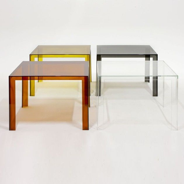 Consolle Invisible Kartell.Kartell Invisible Dining Table Ghost Table Home Table