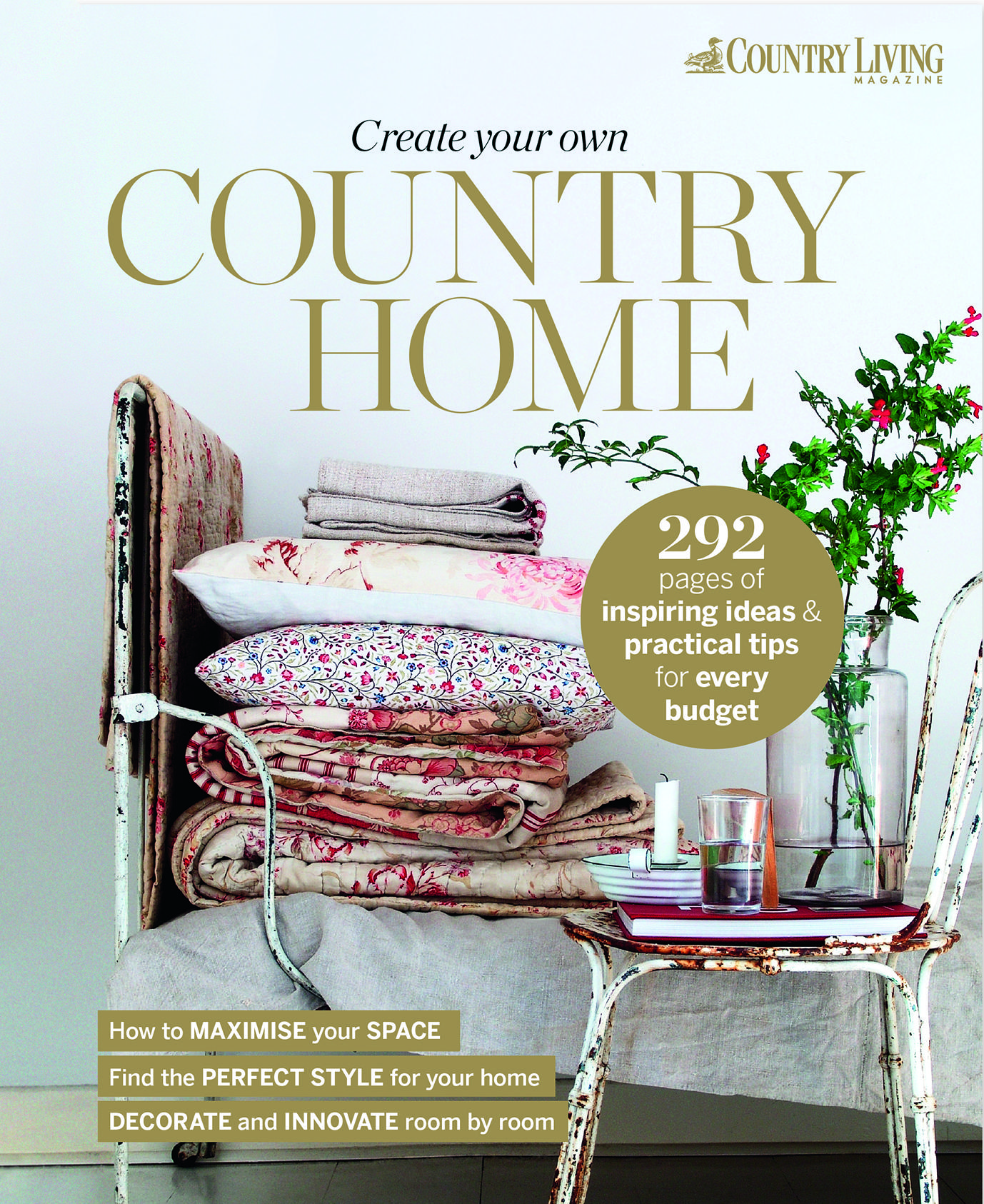 Create Your Own Country Home Country Living Bookazine Order Online Http Wwwhmstaging Cdsglobal Co Uk Country Living Country Living Magazine Pop Up Market Country living magazine subscription cancellation