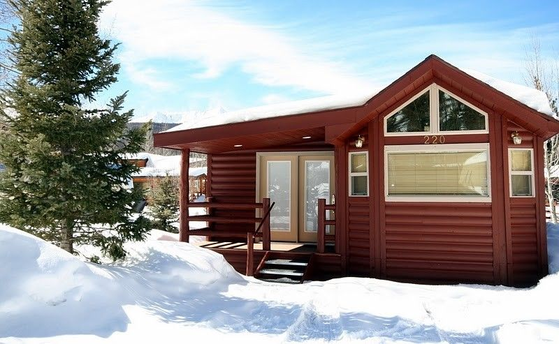 Tiger Run Resort Vacation Rental   VRBO 350499   2 BR North Breckenridge  Cabin In CO
