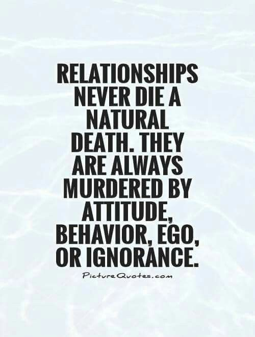 is it love if they intentionally hurt you ego quotes