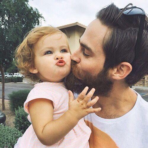 Výsledek obrázku pro papa and girl