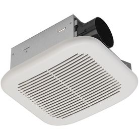 Utilitech 2-Sone 70-CFM White Bathroom Fan ENERGY STAR ...